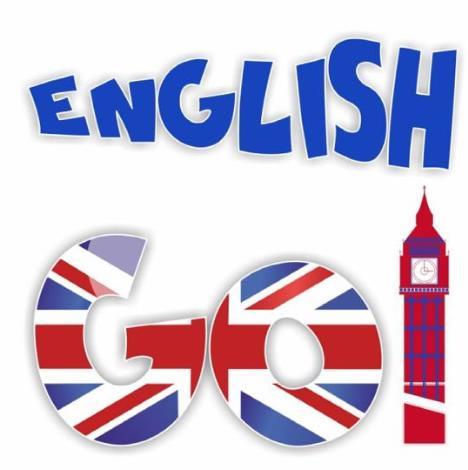 Логотип компании Инглиш Го в Шахтах
