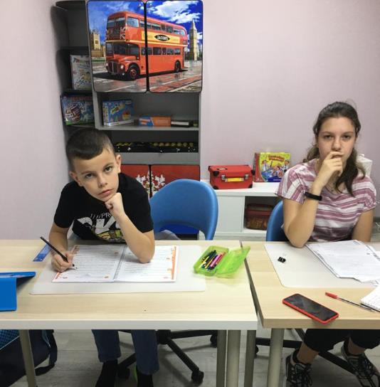 Помогаем детям сделать домашнее задание
